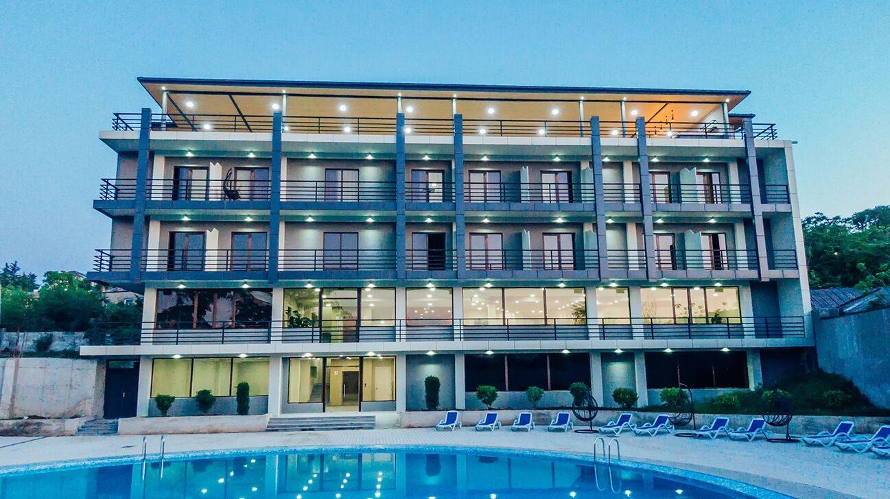 HOTEL HAPO, Telavi