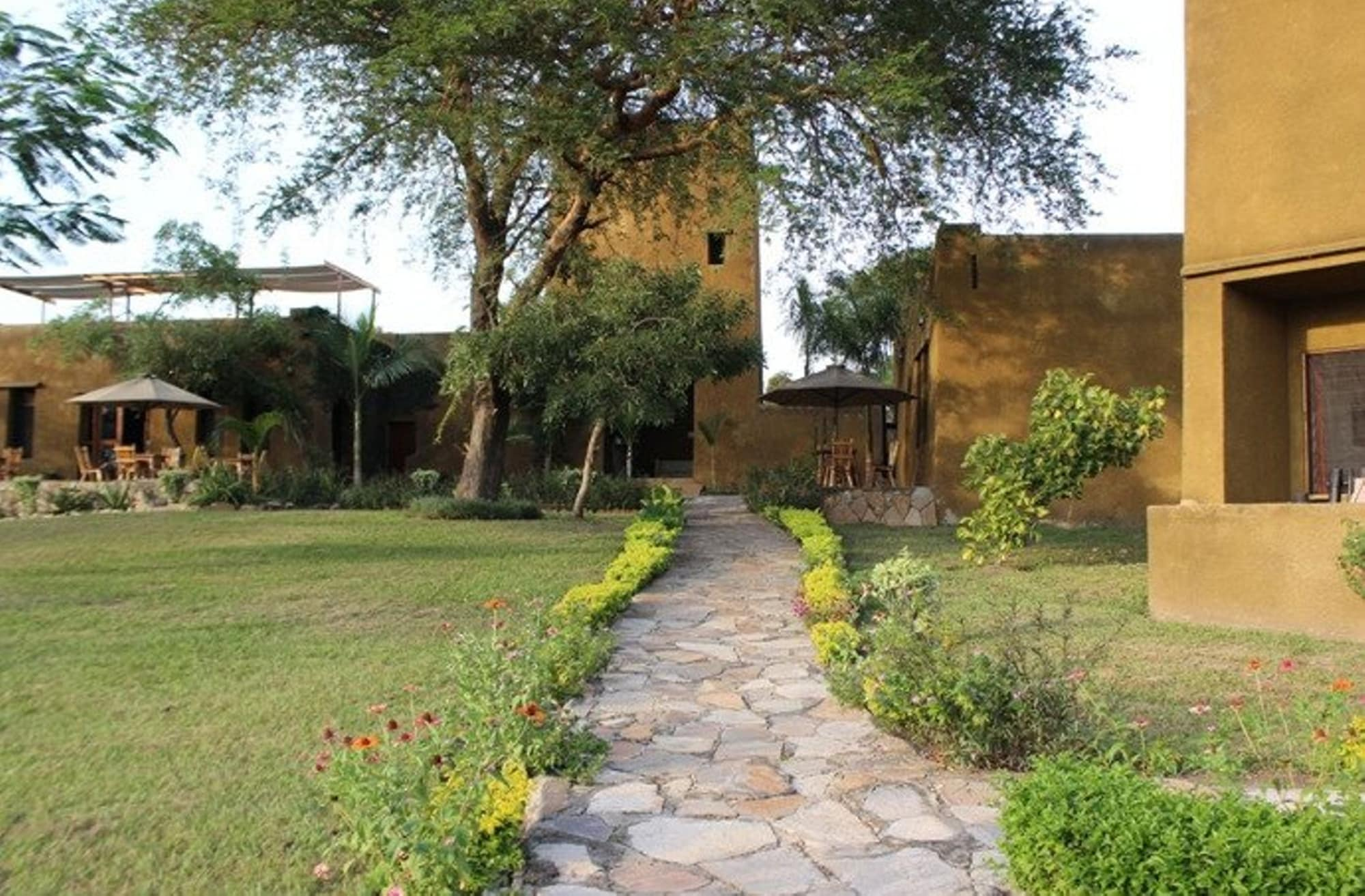 Fort Murchison Lodge, Nwoya