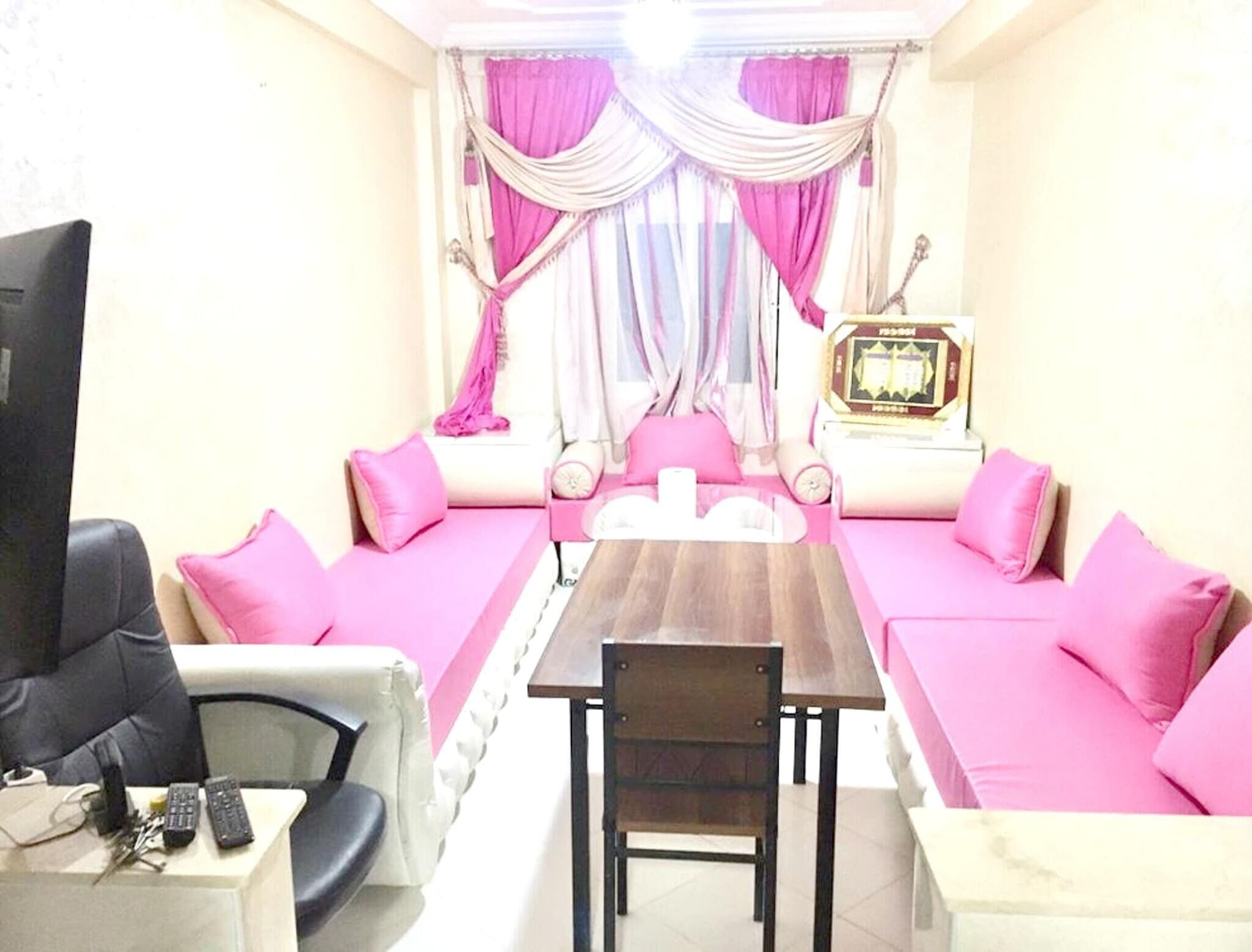 Apartment With 2 Bedrooms in Al Hoceima, With Furnished Garden - 18 km From the Beach, Al Hoceïma