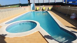 Apartment With 2 Bedrooms in Parchal, With Shared Pool, Balcony and Wi