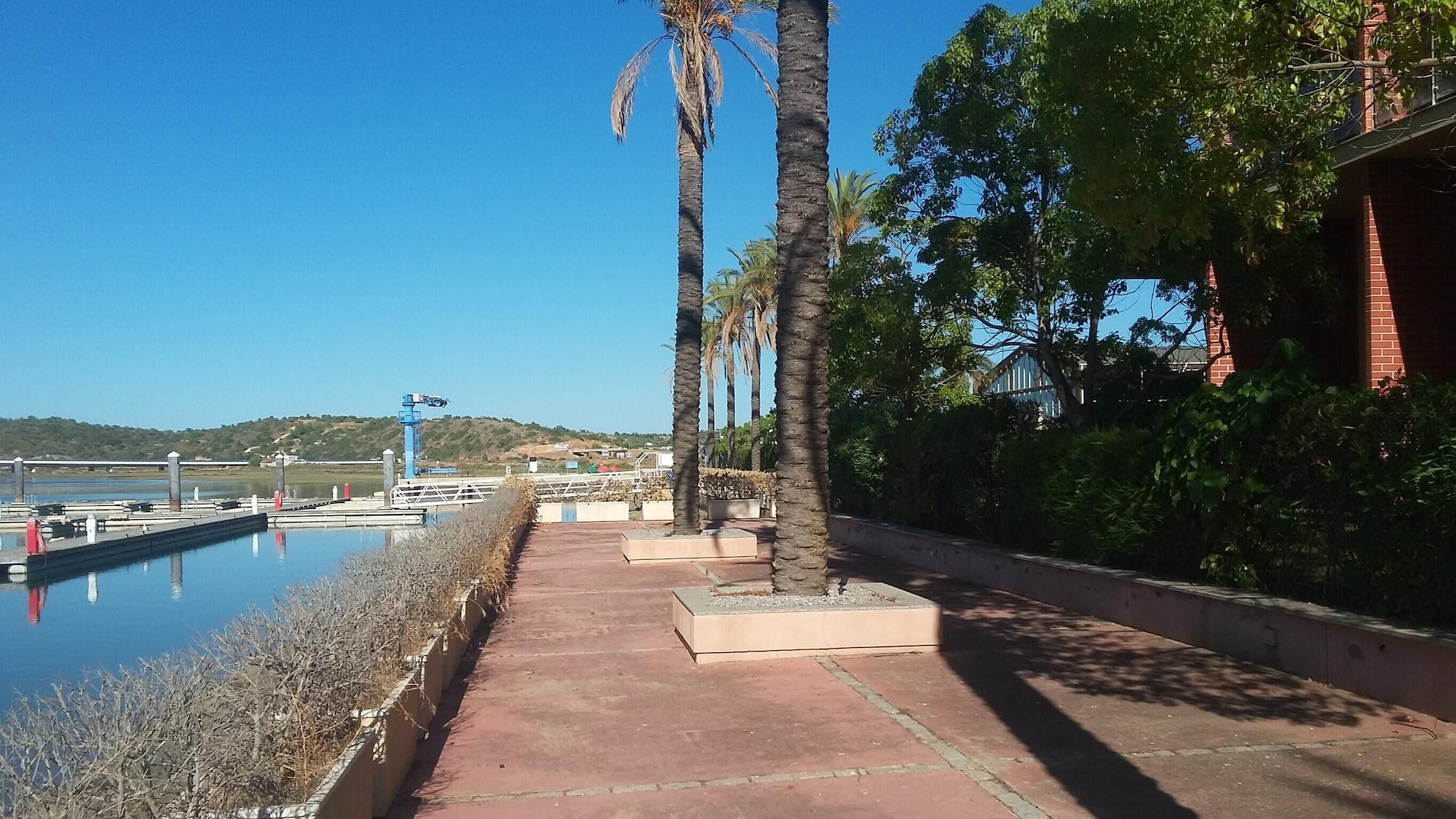 Apartment With one Bedroom in Estômbar, With Wonderful sea View, Private Pool, Enclosed Garden - 2 km From the Beach, Lagoa