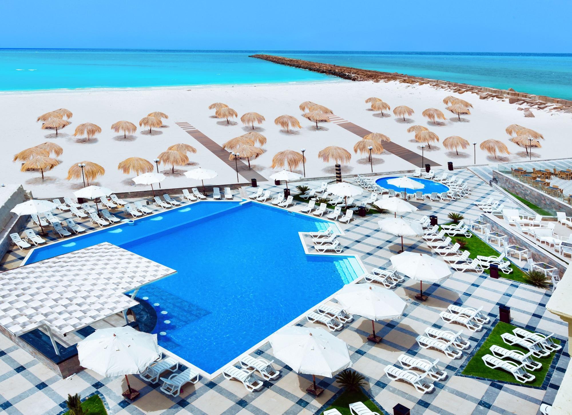 Hotelux La Playa Alamein, Marina al-'Alamayn as-Siyahiyah