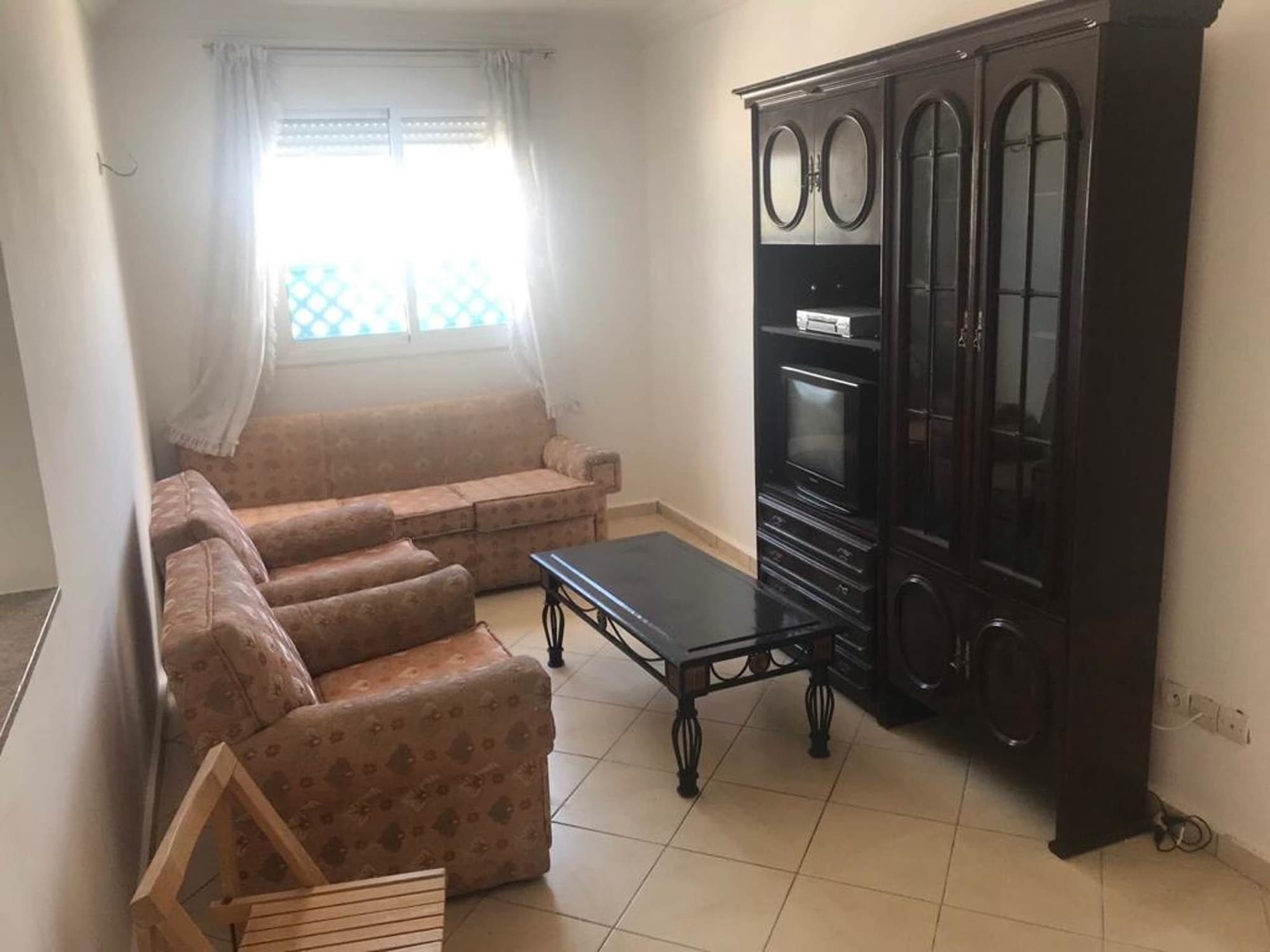 Apartment With 2 Bedrooms in M'diq, With Wonderful Mountain View and Balcony, Tétouan