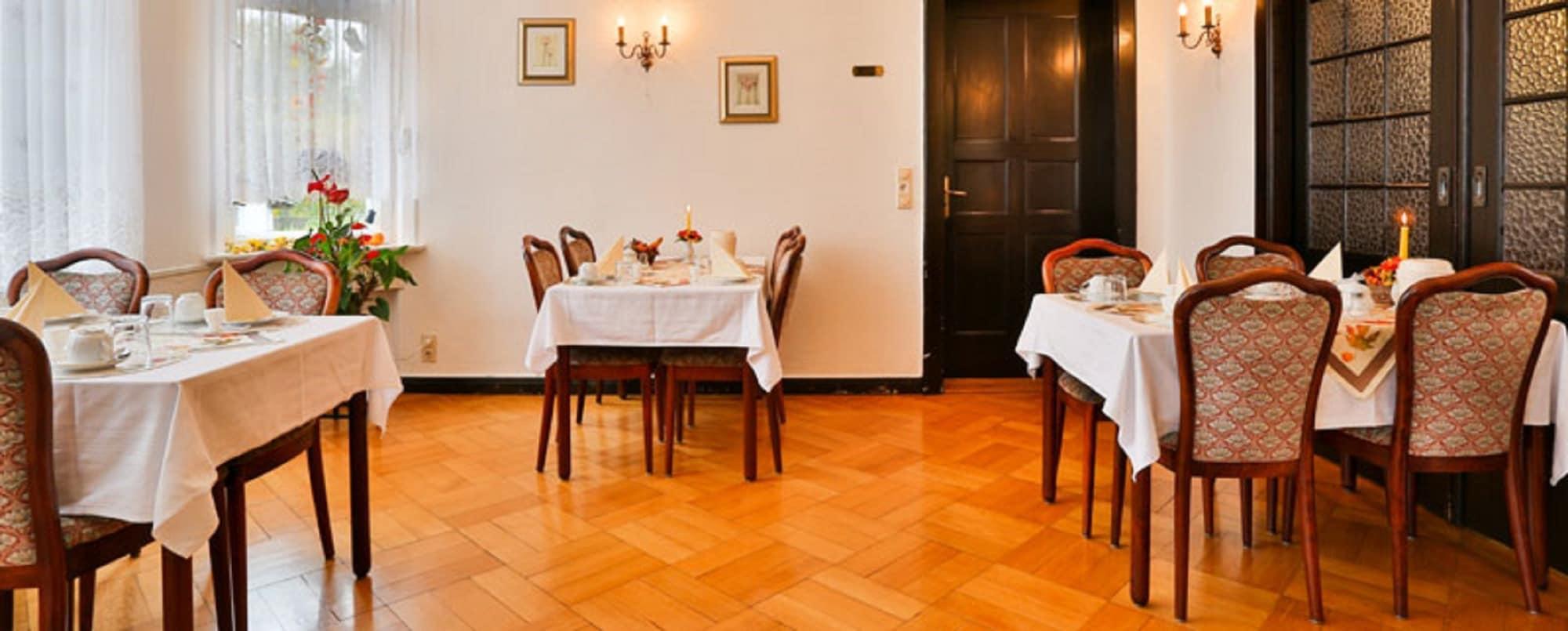 Hotel & Pension Villa Camenz, Rostock
