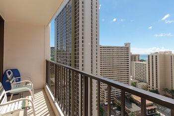 Hotel - Waikiki Banyan - Ocean View Tower 2 Suite 2310