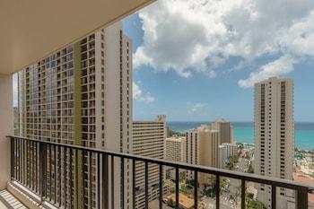 Hotel - Waikiki Banyan - Ocean View Tower 2 Suite 2714