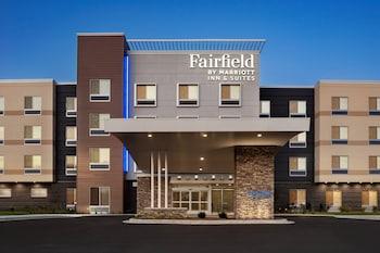 西米爾瓦基萬豪套房費爾菲爾德飯店 Fairfield Inn & Suites by Marriott Milwaukee West