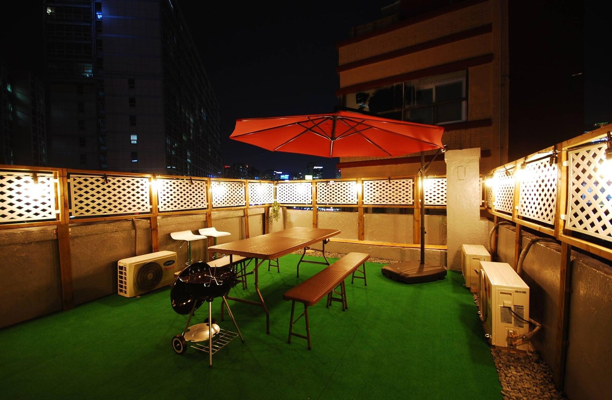 Jin Cozy House, Jongro