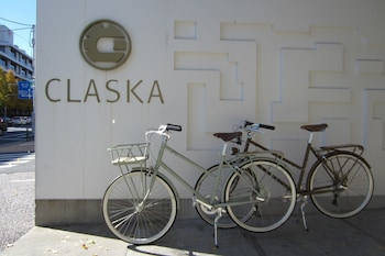 HOTEL CLASKA Bicycling