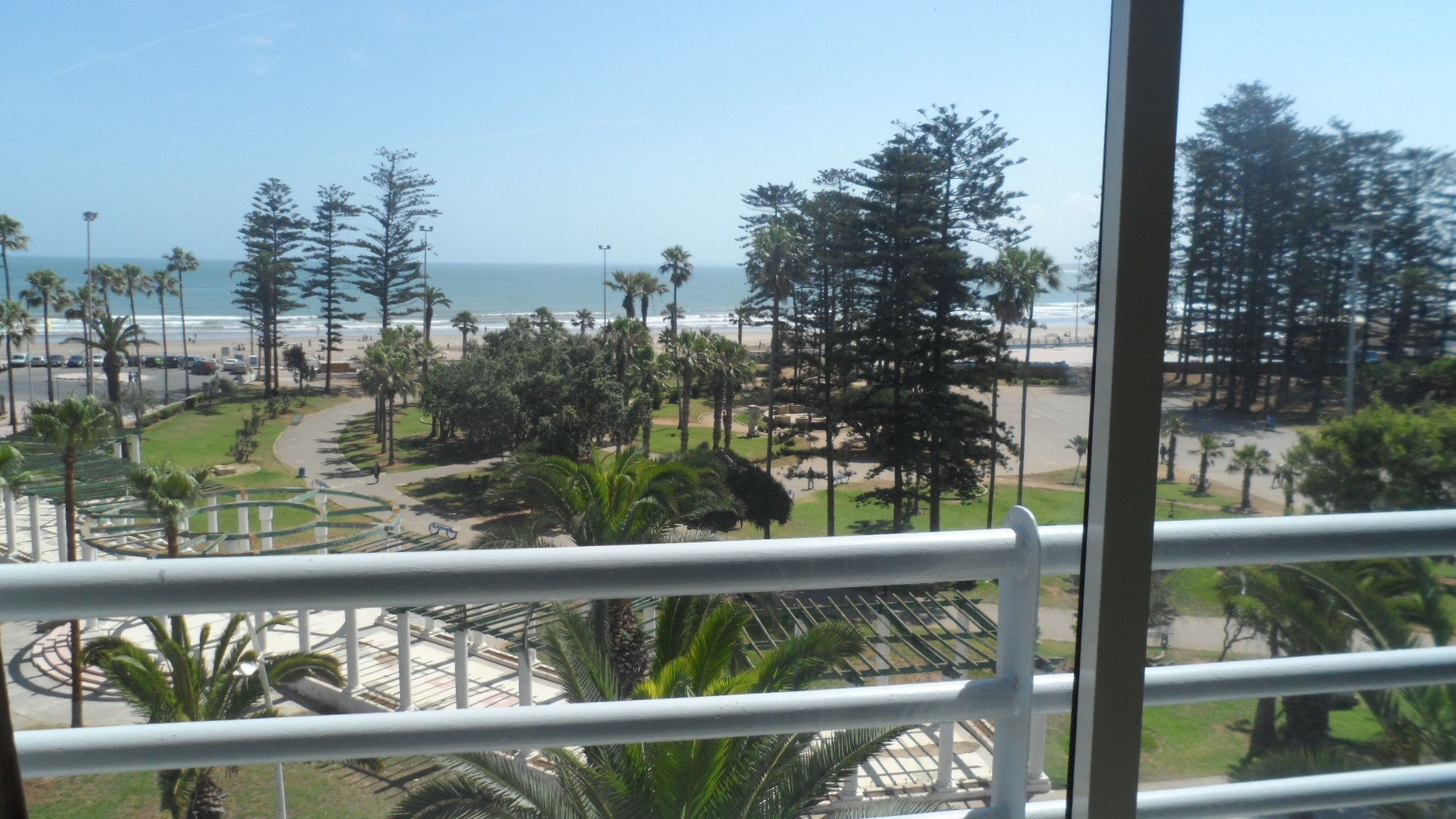 Appartement centre ville Vue sur Mer A8, El Jadida
