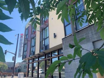 艾登貝斯特韋斯特飯店 @ 柏克萊 Aiden by Best Western @ Berkeley
