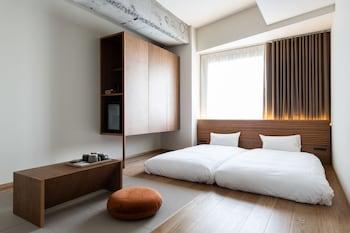 スタンダード 4 和洋室 A|24㎡|The Share Hotels Kiro 広島
