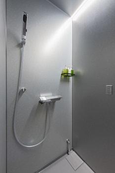 THE SHARE HOTELS KIRO HIROSHIMA Bathroom Shower