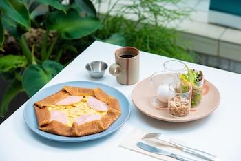 THE SHARE HOTELS KIRO HIROSHIMA Breakfast Meal