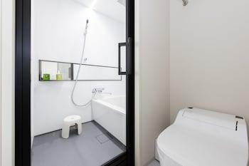 THE SHARE HOTELS KIRO HIROSHIMA Bathroom
