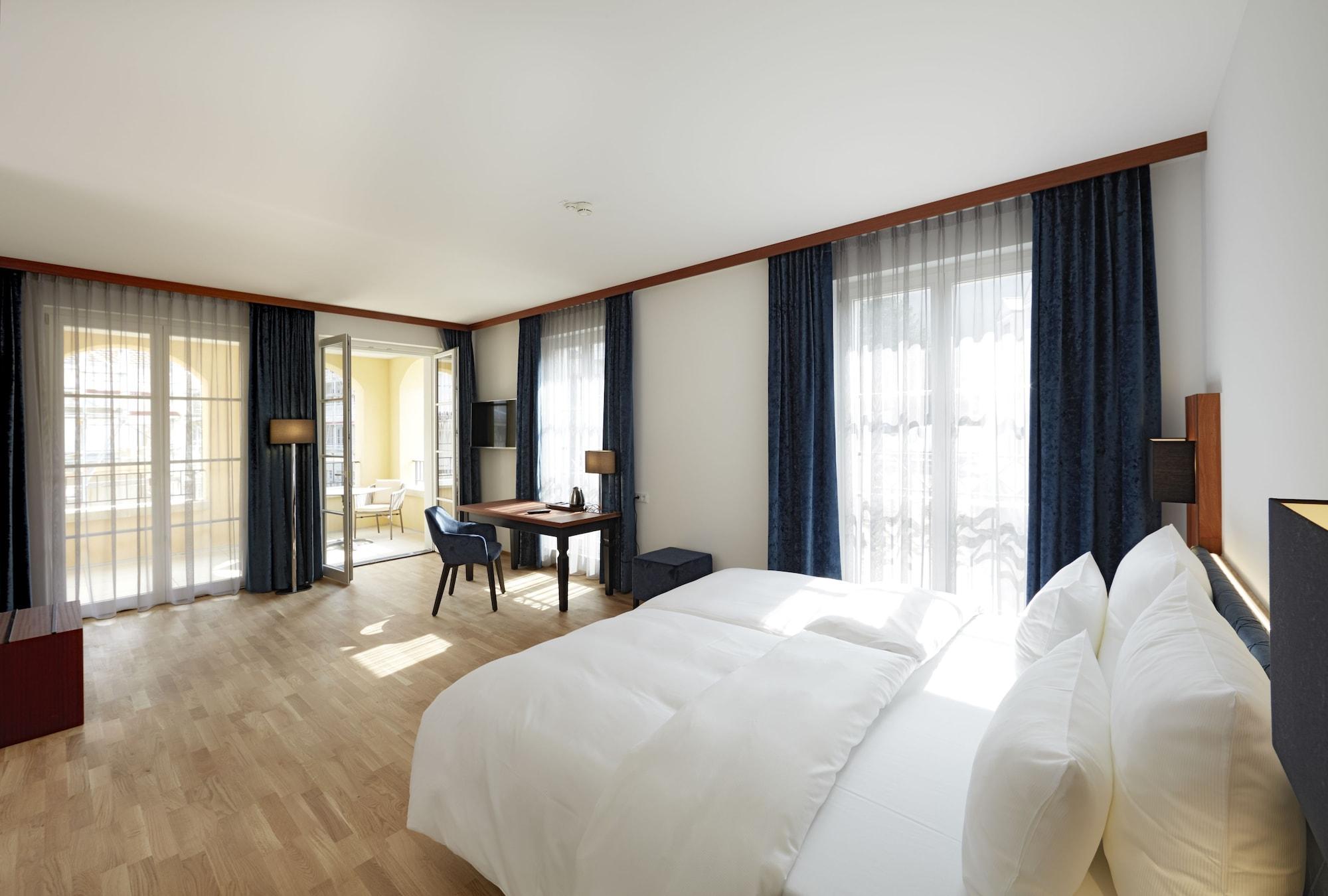 Seehotel Villa Linde, Konstanz