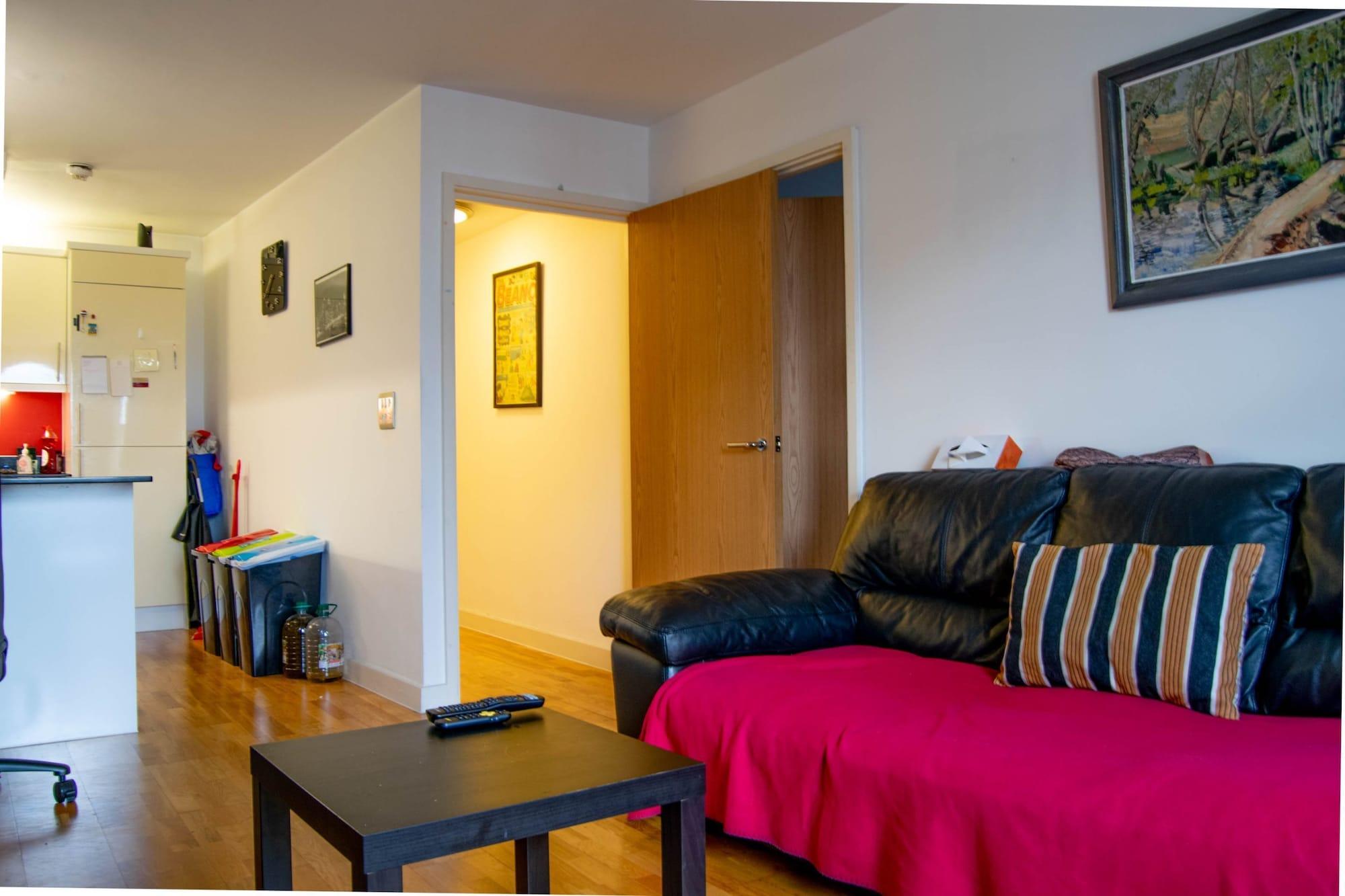 Comfortable 1 Bedroom North London Flat, London