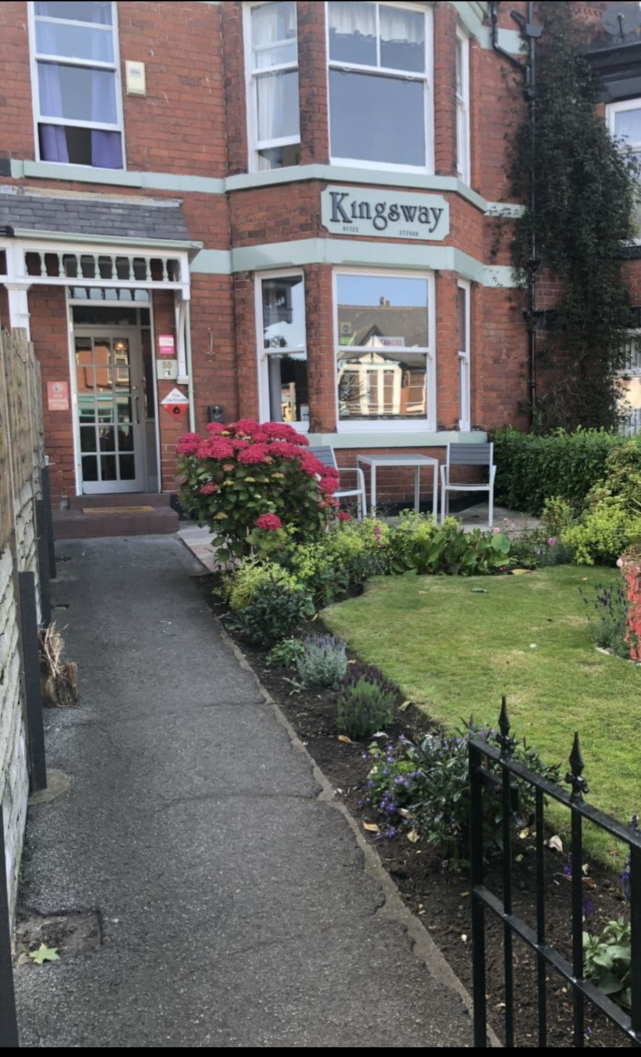 Kingsway Guesthouse, North Yorkshire