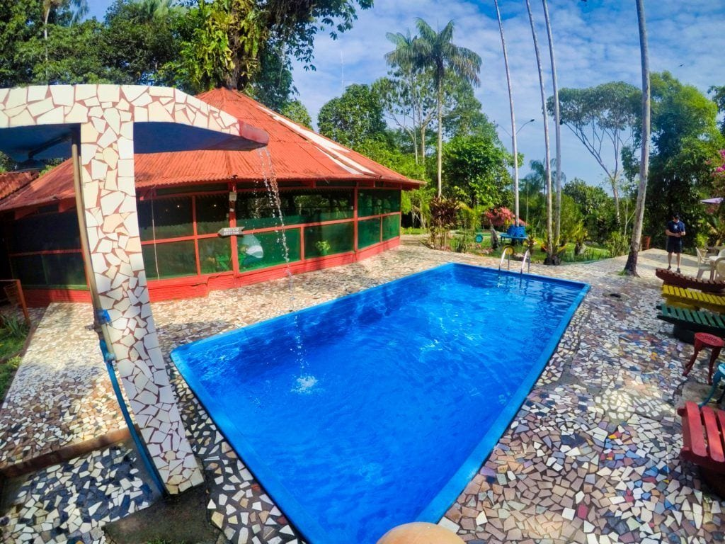 Amazonia Jungle Hotel, Iranduba