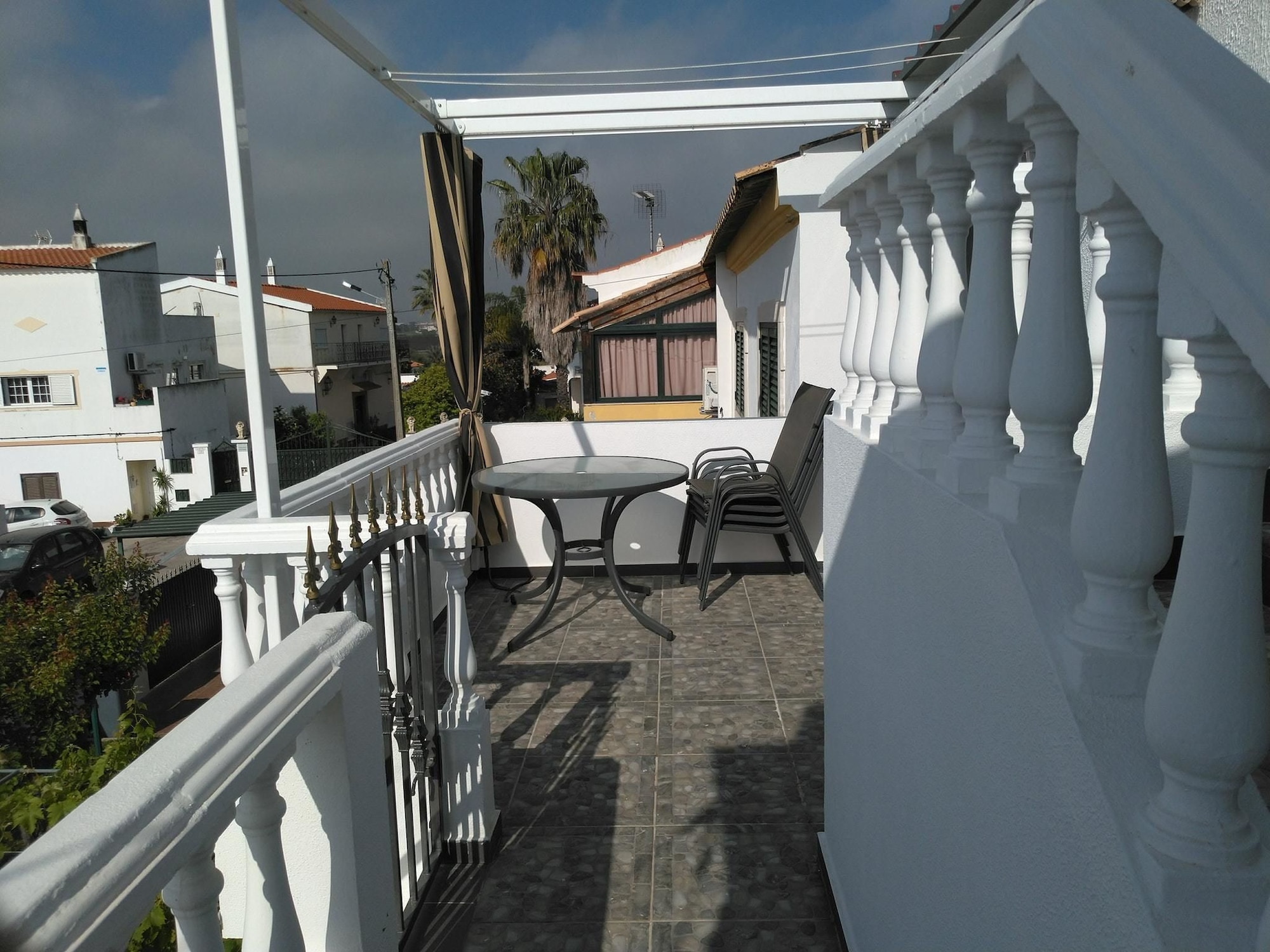 House With 4 Bedrooms in Altura, With Wonderful sea View, Enclosed Garden and Wifi, Castro Marim