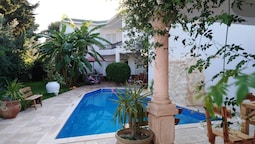 Villa With 4 Bedrooms in Hammamet, With Private Pool and Enclosed Gard