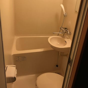 HOTEL FUGA Bathroom