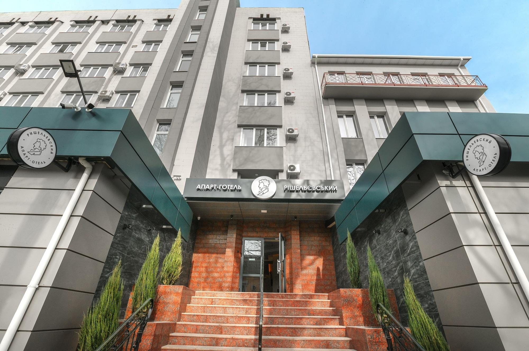 Apart-hotel RISHELYEVSKIY, Khersons'ka