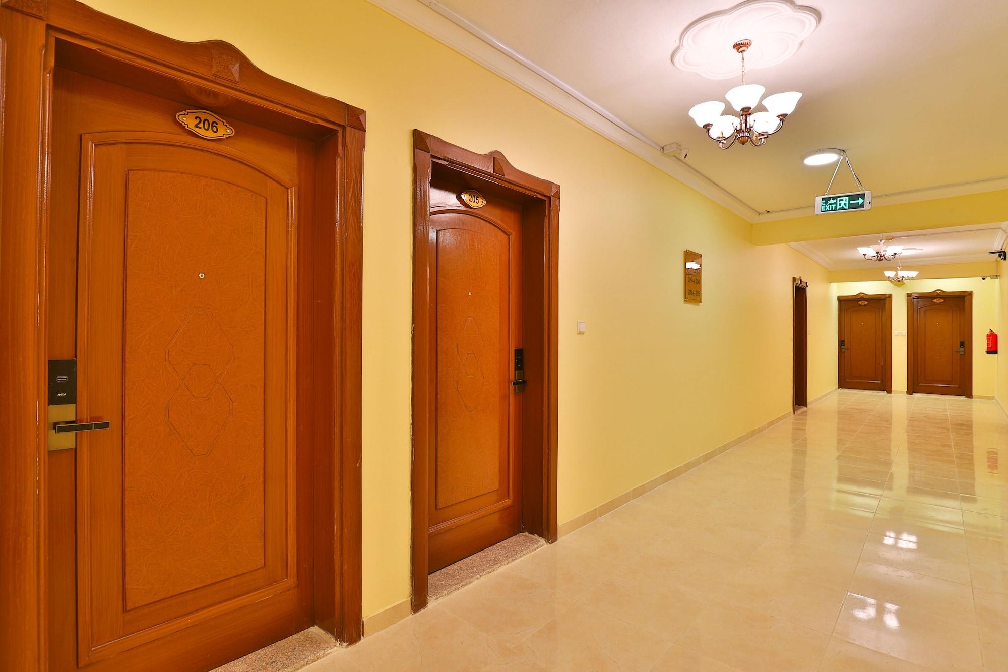 OYO 234 Hayat Al Salam Hotel Apartment,