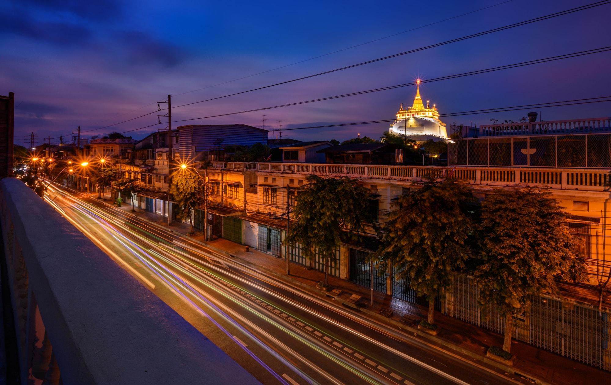 REST IS MORE Hostel, Pom Pram Sattru