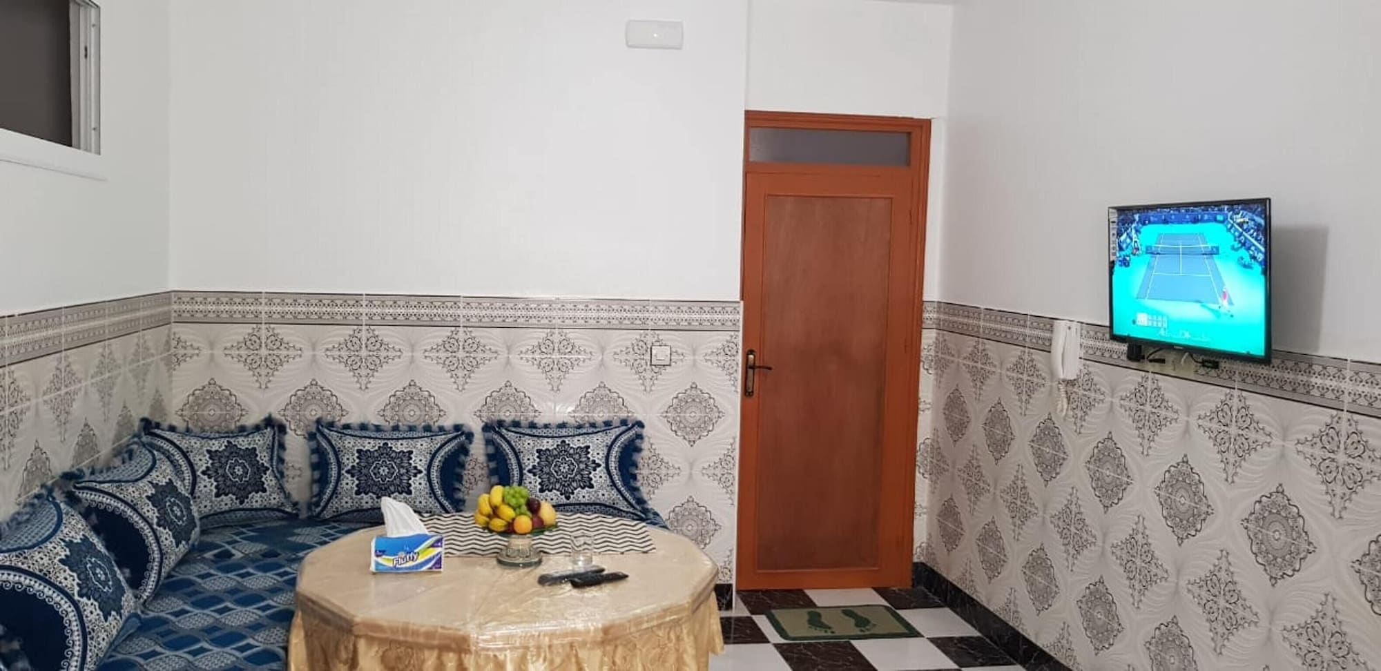 Apartment With 2 Bedrooms in Al Hoceima, With Wonderful City View - 800 m From the Beach, Al Hoceïma