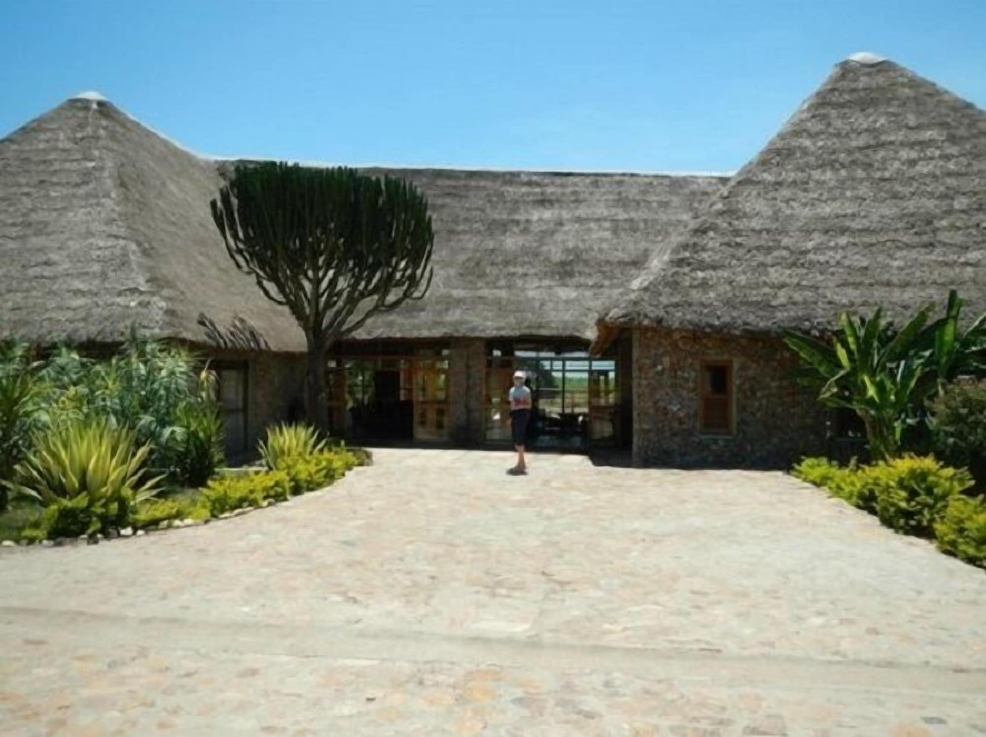 Ihamba Lakeside Safari Lodge, Bunyaruguru