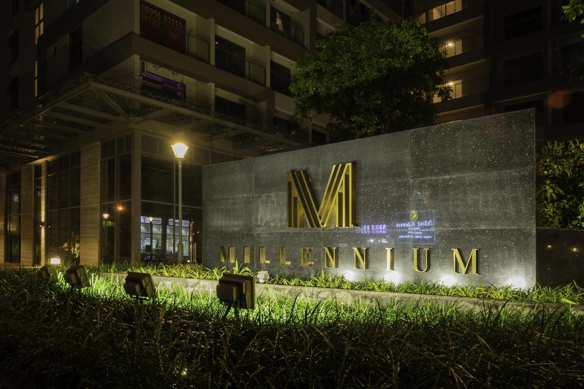 Thai Anh Millennium Central, Quận 4