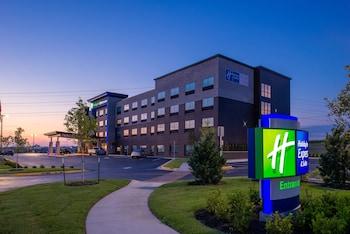 西奧拉西智選假日套房飯店 Holiday Inn Express & Suites Olathe West, an IHG Hotel