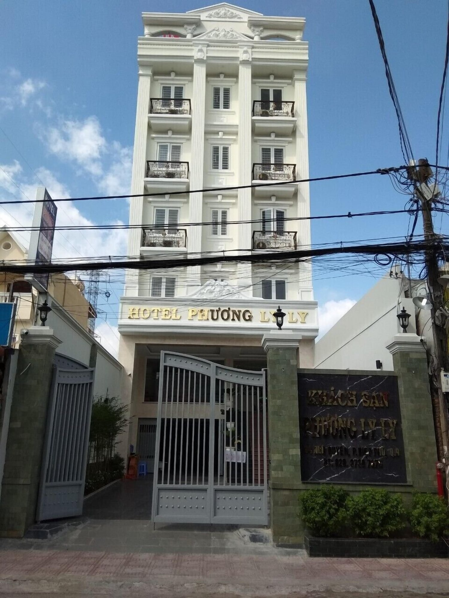 Phuong Ly Ly Hotel, Quận 9