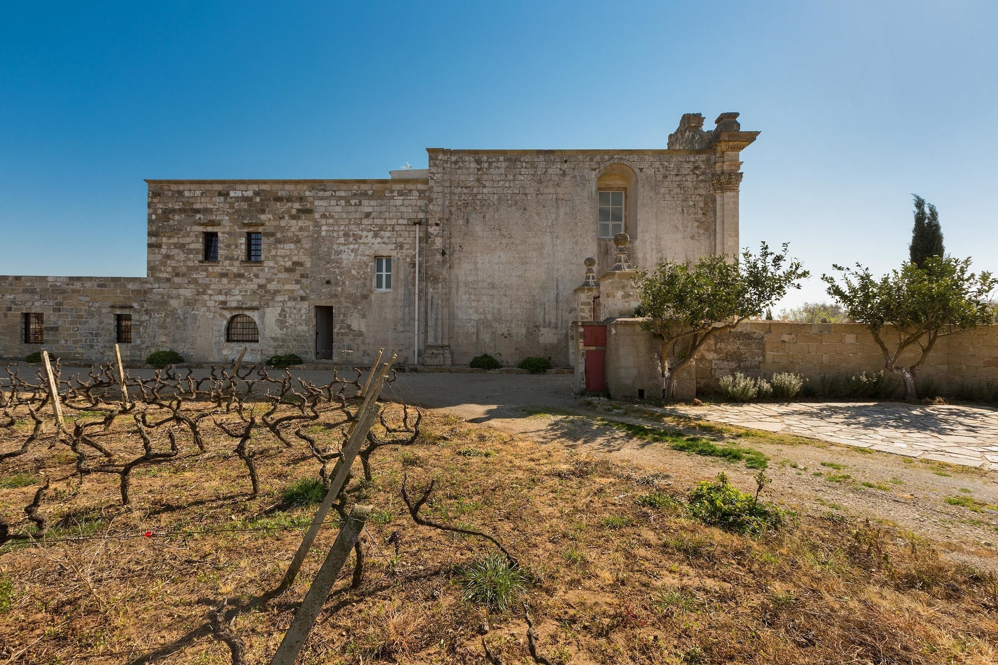 Casino Doxi Stracca, Lecce