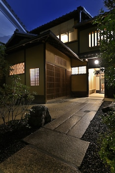 KYO NO ONDOKORO NISHIJIN VILLA #5 Property Entrance