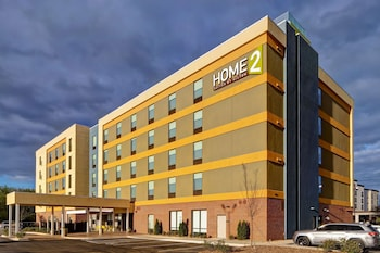 夏洛特諾斯萊克希爾頓惠庭飯店 Home2 Suites by Hilton Charlotte Northlake