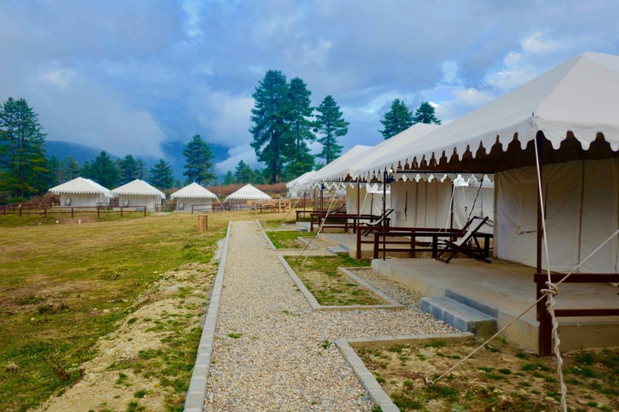 The Valley Camp - Phobjikha, Gangte