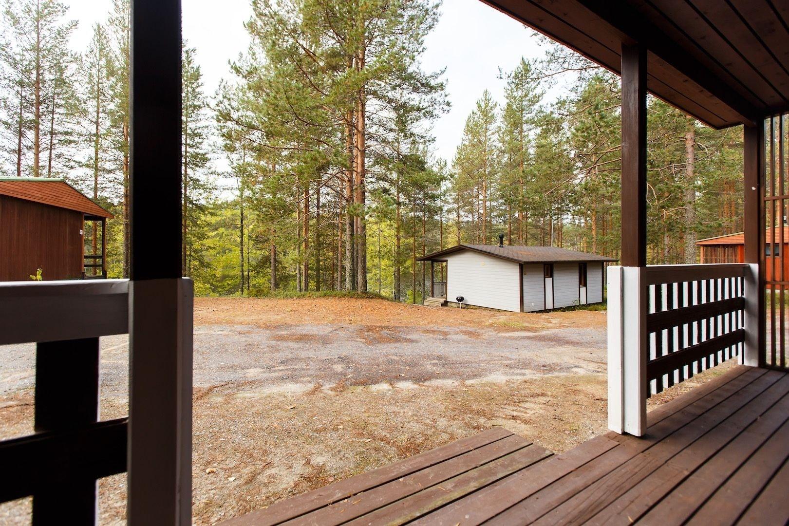 Ruhkaranta Village, North Karelia