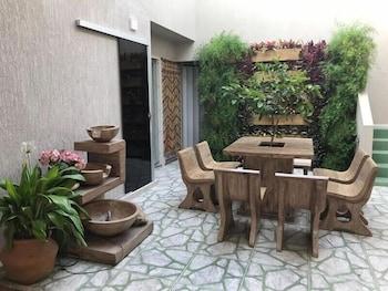 里莫花朵飯店 Hotel Flor De Limao