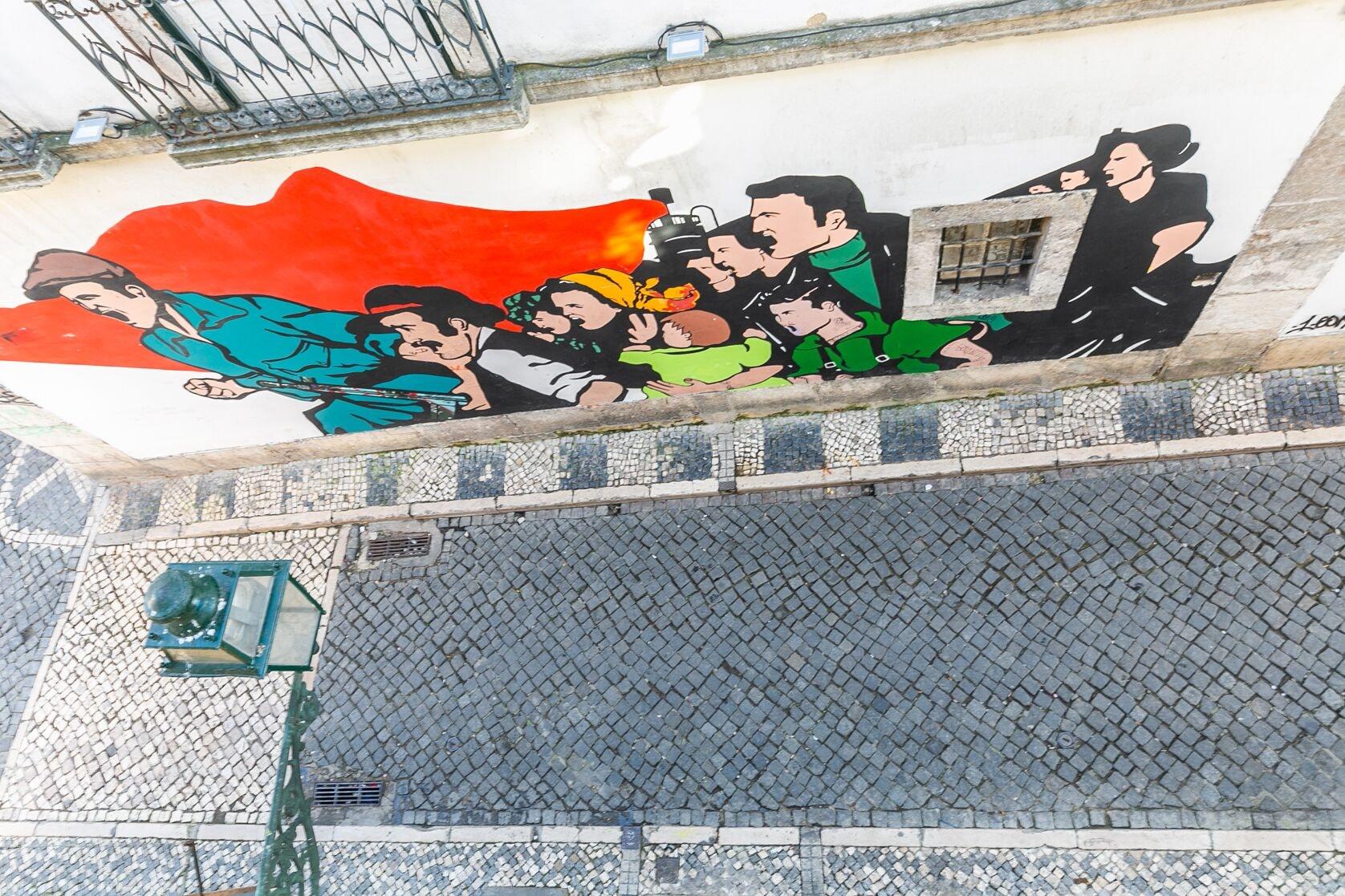 Apartment in the HEART of Bairro Alto, Lisboa