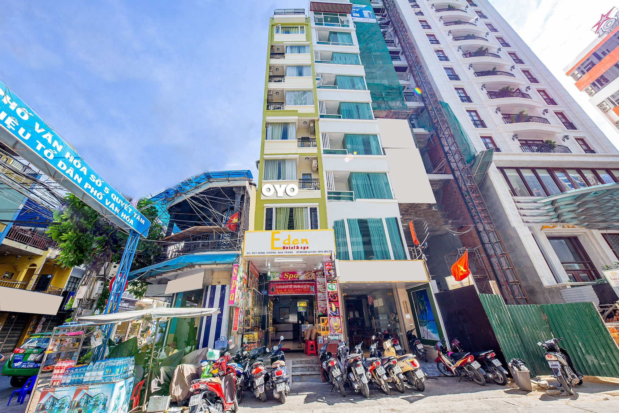 OYO 243 Eden Hotel Nha Trang, Nha Trang