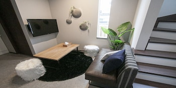 Room 3 KCU|UCHI Living stay KCU