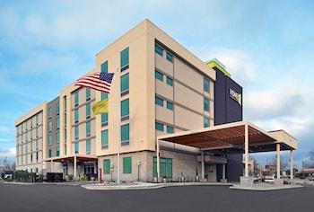 孟菲斯瓦費斯加里瑞希爾頓惠庭飯店 Home2 Suites by Hilton Memphis Wolfchase Galleria