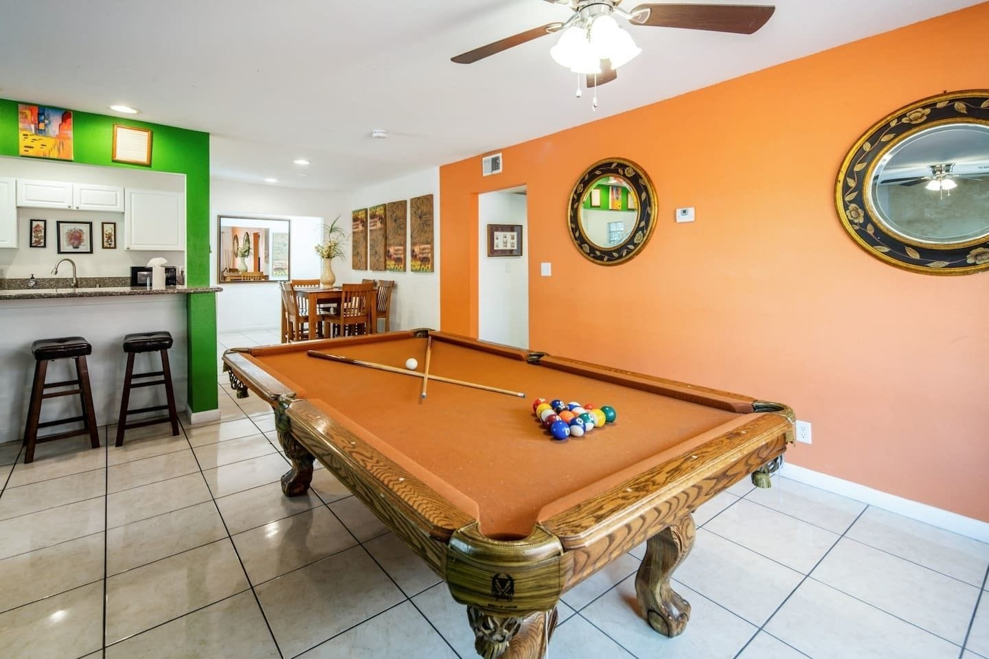 Vibrant in Vegas 4 Bd With Shimmering Pool!, Clark