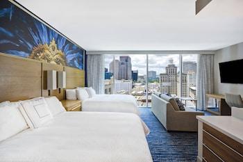 紐奧良法國區/中心商業區萬豪長住飯店 Residence Inn by Marriott New Orleans French Quarter Area/Central Business District
