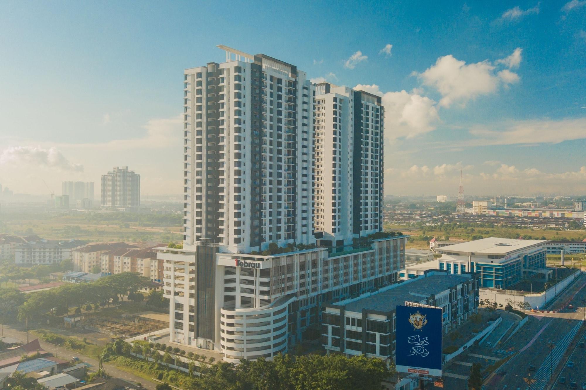 OYO Home 987 Premium 1BR 1 Tebrau Residences, Johor Bahru