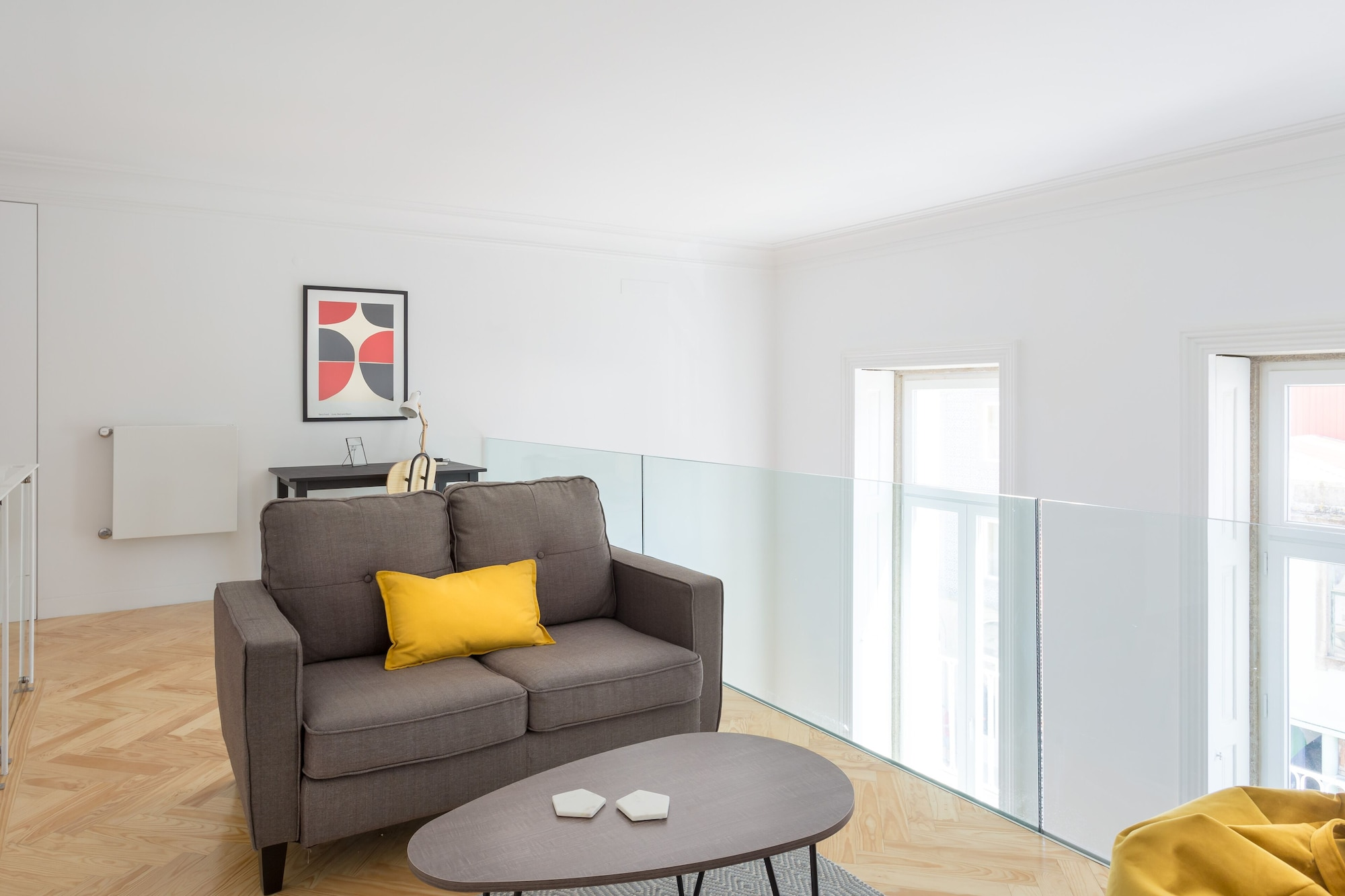 Bright & Spacious Sanctuary in the Center of Porto, Porto