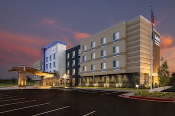 小岩城機場萬豪套房費爾菲爾德飯店 Fairfield Inn & Suites by Marriott Little Rock Airport