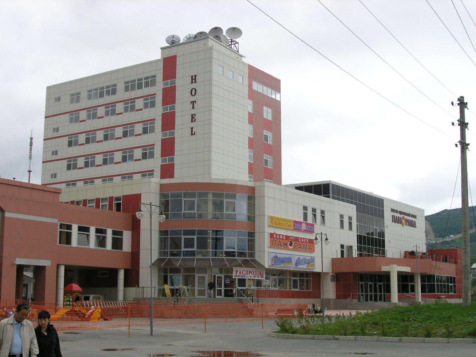 hotel Panorama, Anivskiy rayon